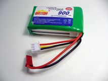 7.4V Rechargeable Lithium Battery